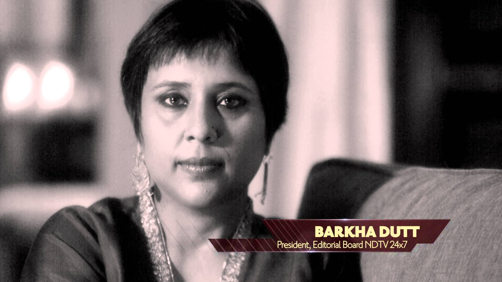"barkha dutt Senior journalist barkha dutt in a series of tweets on thursday alleged that a section of the ruling party is intimidating her""the story is about the government interfering with my right to work."
