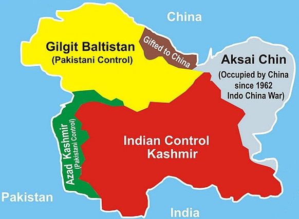 Many people in GilgitBaltistan area of PoK would opt for India if