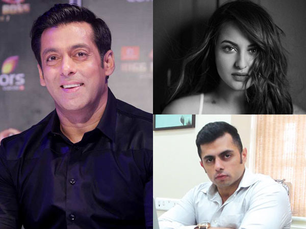 sonakshi sinha could be a part of salman khan s family