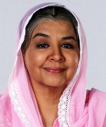 farida jalal husband photo
