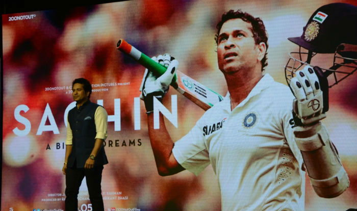 Sachin Tendulkar becomes 1st Indian sportsperson to have 'biographical drama'