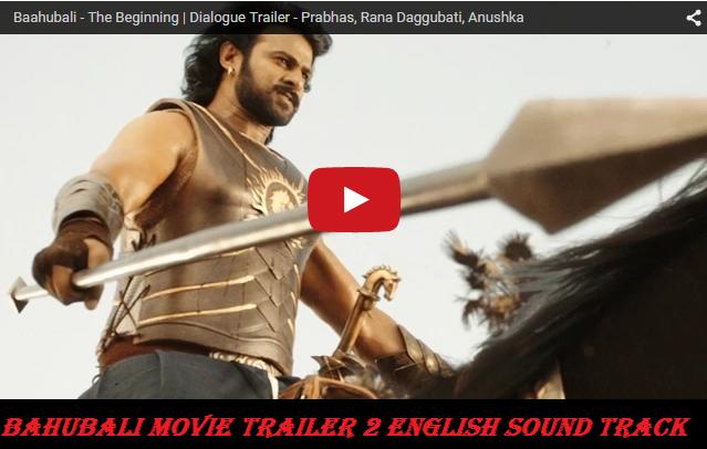 Latest!!Prabhas SS Rajamouli's Bahubali/Baahubali Movie