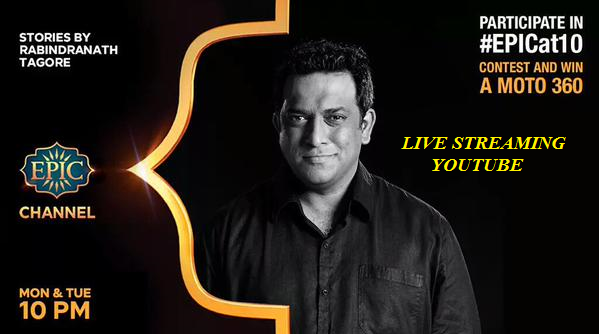 Epic Channel Live with Anurag Basu