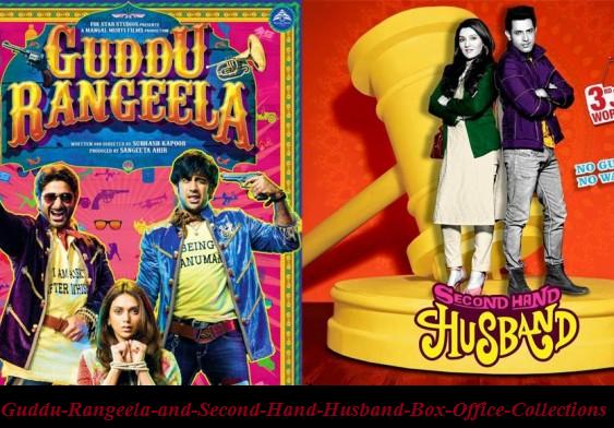 Guddu-Rangeela-and-Second-Hand-Husband-Box-Office-Collections
