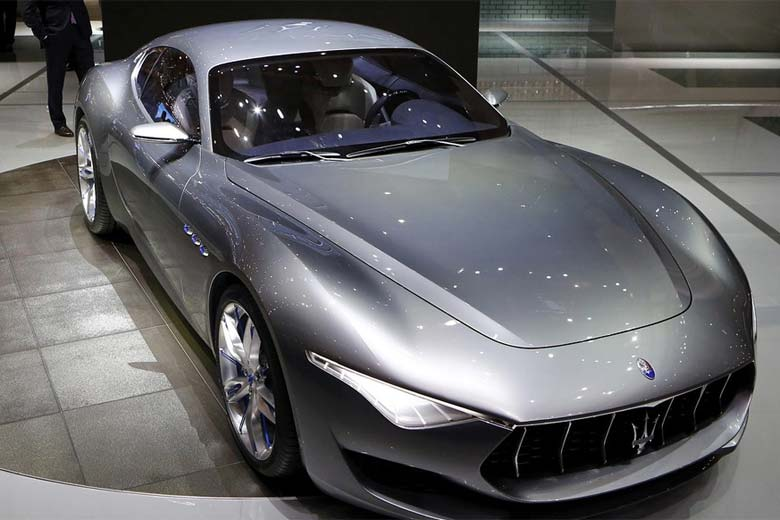 Italian Luxury Car Maker Maserati Again Re Entry In India