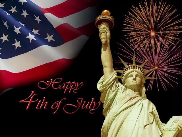 Celebrate 239th Independence Day Usa Whatsapp Statusquotes