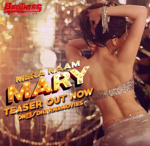 kareena-kapoor-Mera-naam-Mary-new-item-song-from-brothers-movie