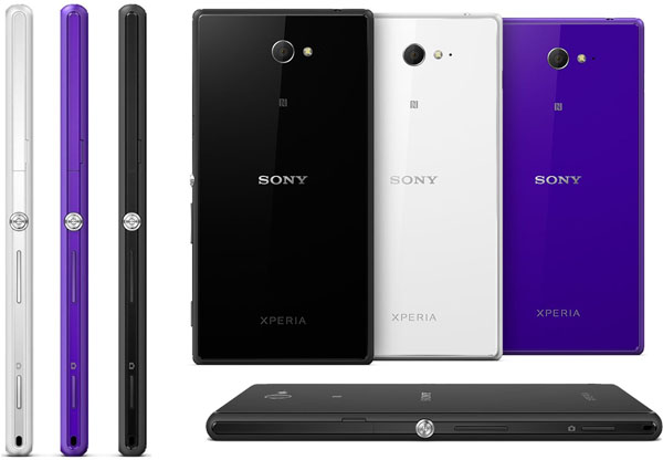 Sony Xperia M2 LTE and M2 Aqua (D2303 & D2306) Minor Firmware updated