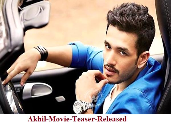 Akhil-movie-Teaser-released