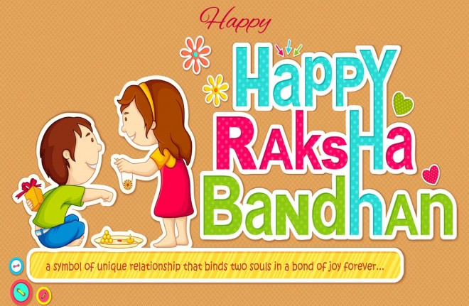 rakhi status in hindi