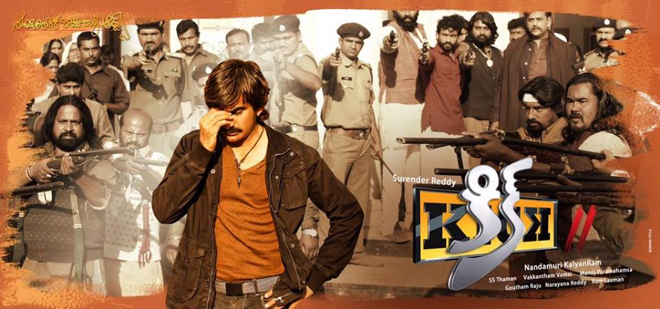 Kick 2 Movie Second Monday box Office Collection