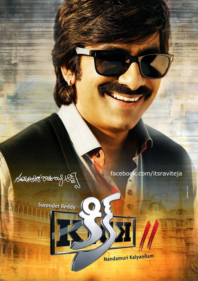 Kick 2 Friday Saturday Box Office Collections