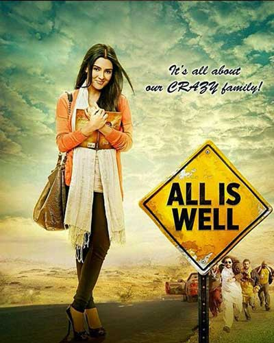 All is Well movie first weekend Box Office collection