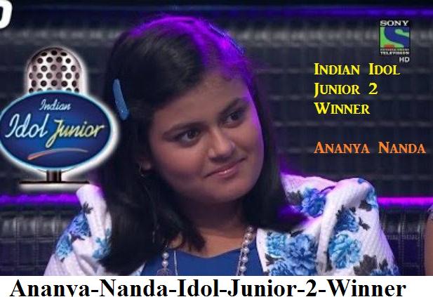 Ananya-Nanda-Idol-Junior-2-Winner
