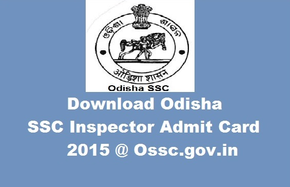 Download-Odisha-SSC-Inspector-Admit-Card-2015