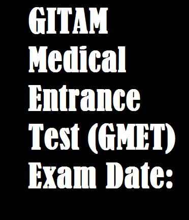 GMET-2015-Exam-Dates