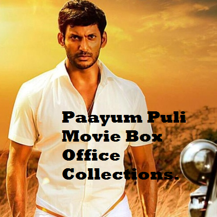 Paayum Puli Movie Box Office Collections.png