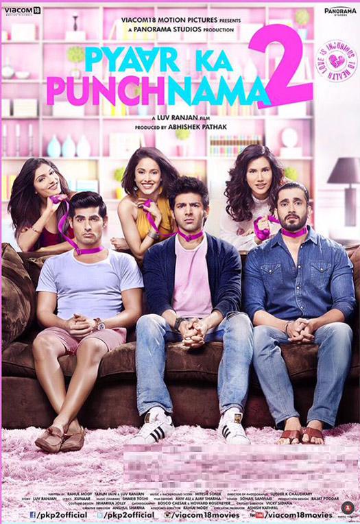 pyar-ka-punchnama-2-first-look-poster