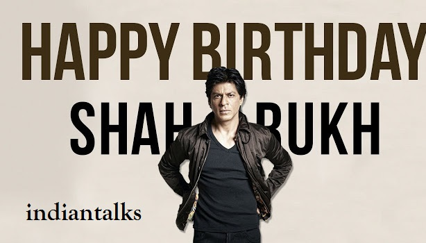 Happy-Birthday-ShahRukh-Khan-images-pictures