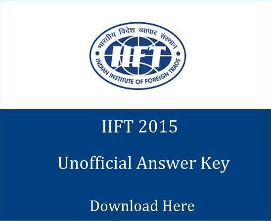 IIFT-2015-Unofficial-Answer-Key-set-wise