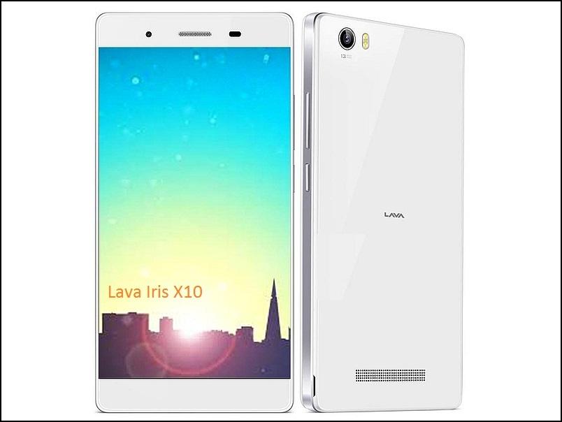 Lava-Iris-X10-Smartphone
