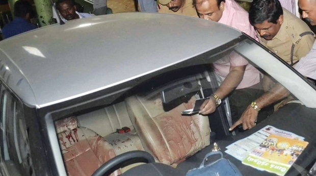 MP-N-Rajendran-Commits-Suicide-Inside-His-Car