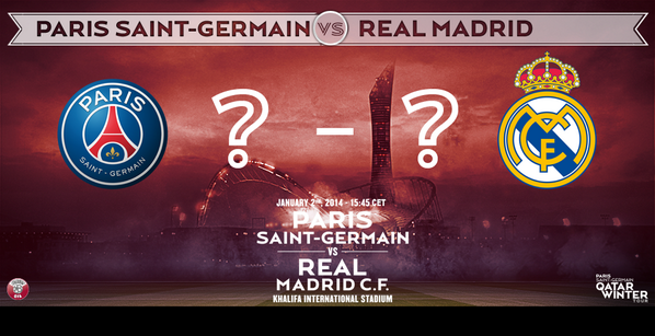 Real Madrid Vs Psg Live Streaming Match Tv Channel Score