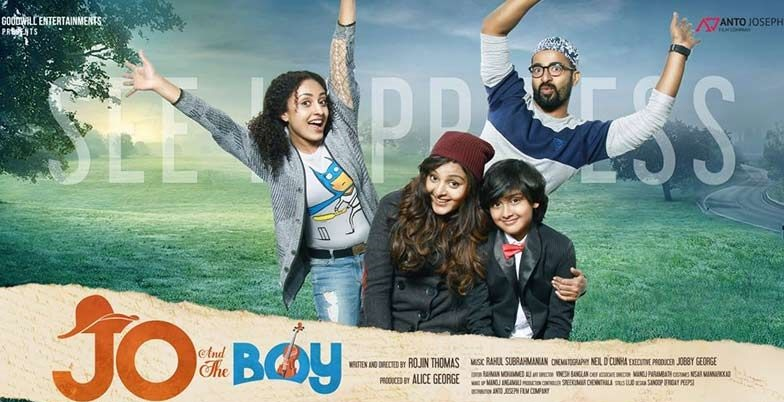 Jo and The Boy Malayalam Movie Review, Rating