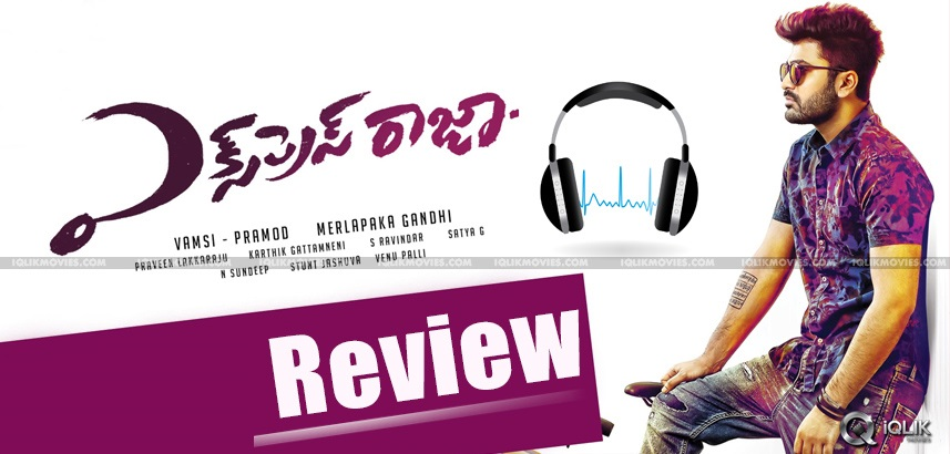 Express Raja Telugu Movie Review1
