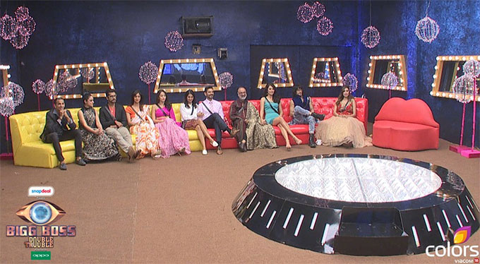 Bigg Boss Season 10 Opens Doors