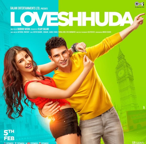 Loveshhuda New Movie Poster