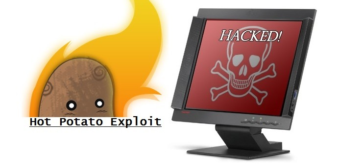 Windows Version's 7 to 10 vulnerable to Hot Potato