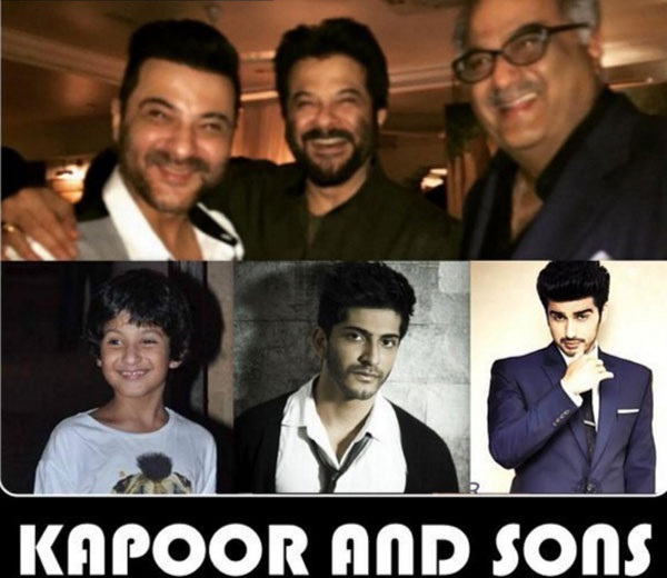 leaked Kapoor and Sons Movie First look