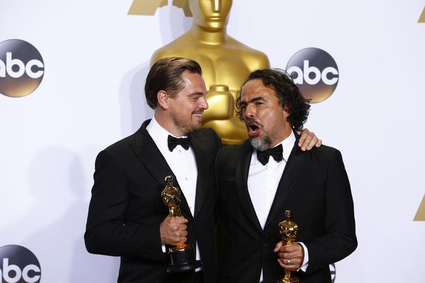 Oscar Awards 2016 Winners