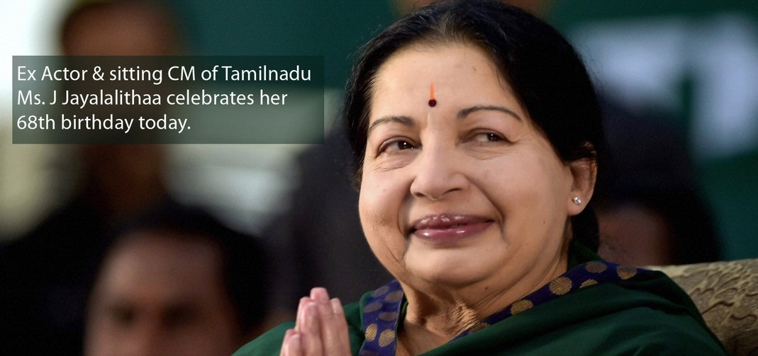 Jayalalithaa Birthday Images