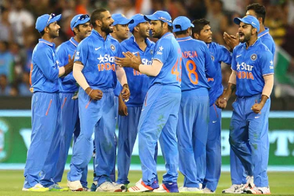 Dhoni Says India Have a Very Balanced Team