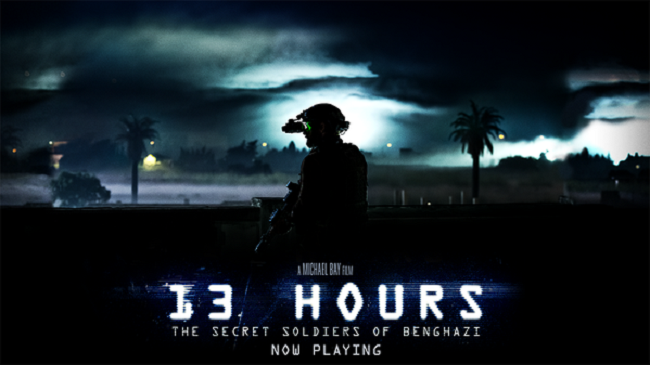 13 Hours : The Secret Soldiers of Benghazi English Movie Review