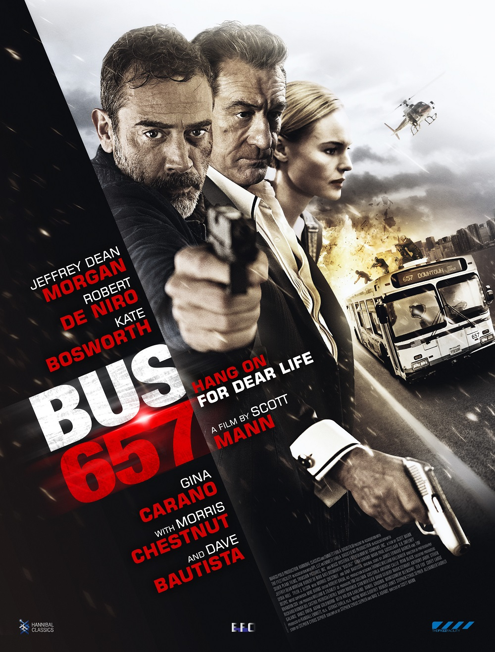 Bus 657 English Movie Review