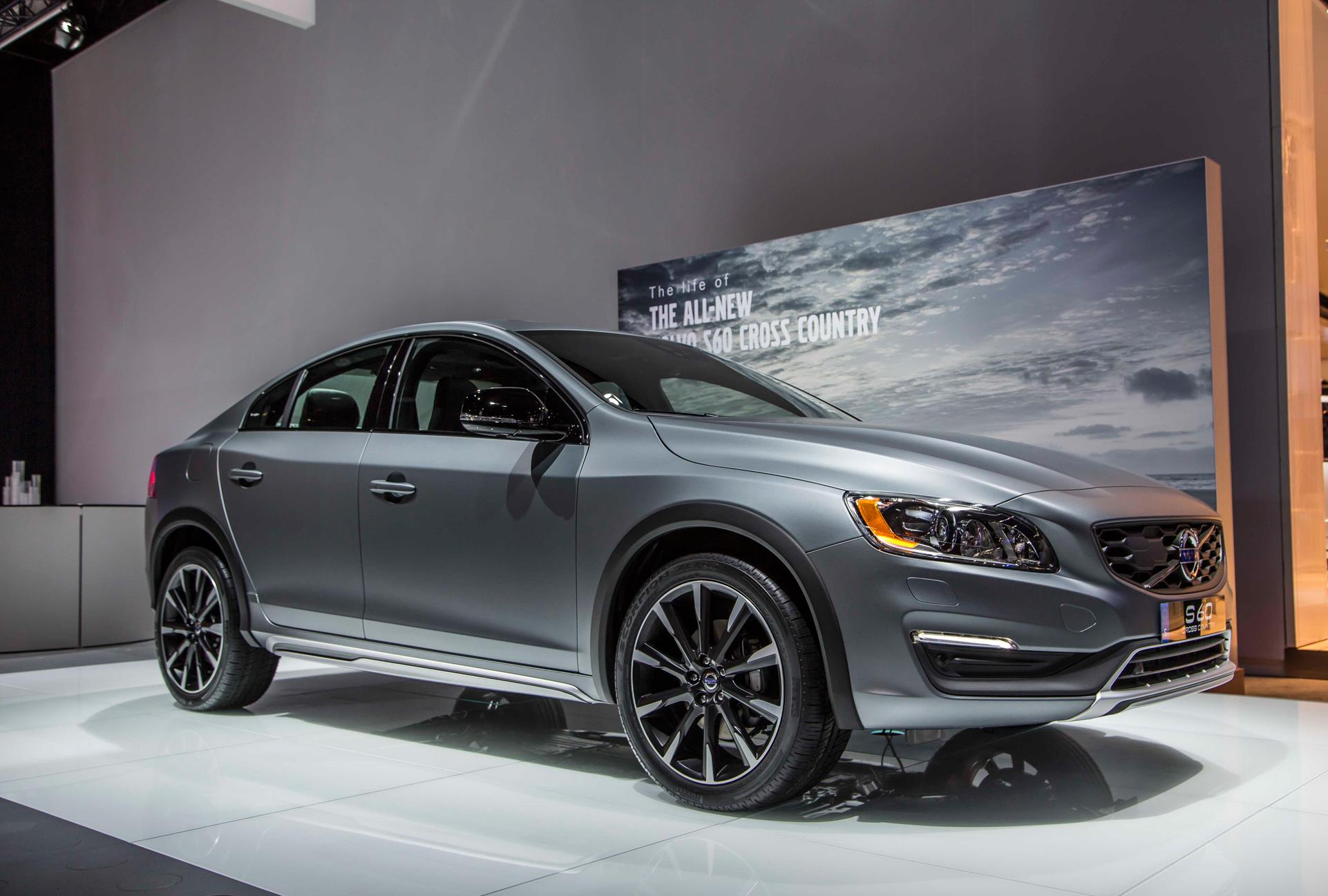 Volvo launches S60 Cross in India
