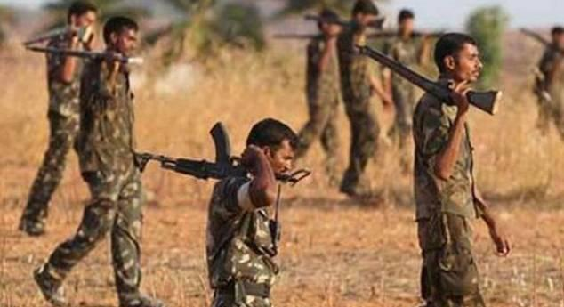 Chhattisgarh Encounters 128 Naxals and 100 policemen killed