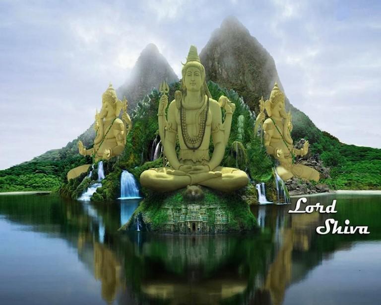 Happy-Maha-Shivaratri-HD-Wallpapers-768x614