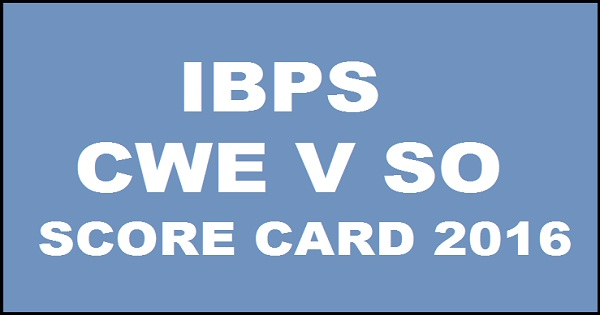 IBPS-SO-Score-Card-2016