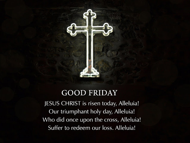 Advance Good Friday 2016 Sms Messages Greeting Cards Wishes