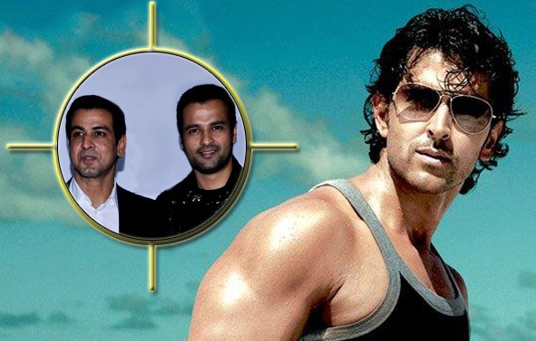 Rohit Roy and Ronit Roy To Play As Villains