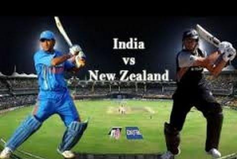 India vs New Zealand T20 world cup live