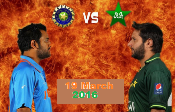 India vs Pakistan World T20