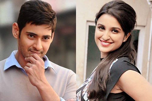 Mahesh Babu To Romance With Parineeti Chopra