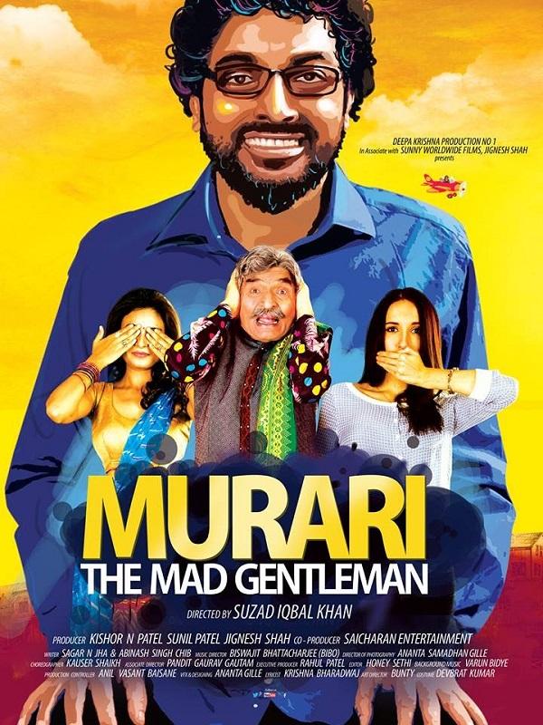 Murari: The Mad Gentleman Hindi Movie Review