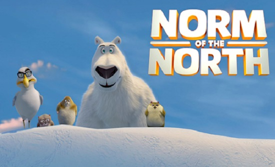 Norm Of The North English Movie Review