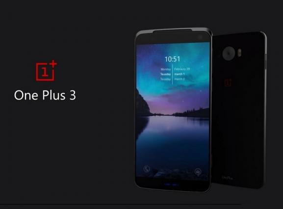 One Plus 3 Smartphone release date